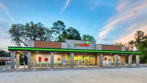 Enmarket's completely rebuilt store at 4318 Ogeechee Road in Savannah is now open for business.