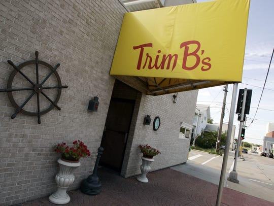 Trim B's restaurant closed in 2006 on South Walnut