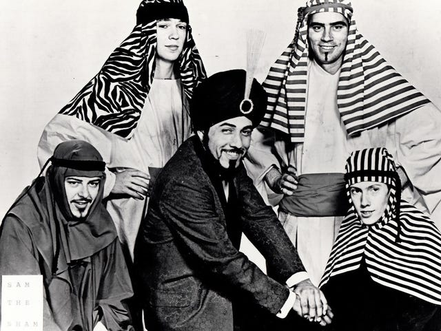 The Forgotten Story of Sam the Sham's 'Star Wars' Song
