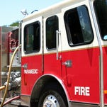 Early morning fire contained at Marathon County dairy farm