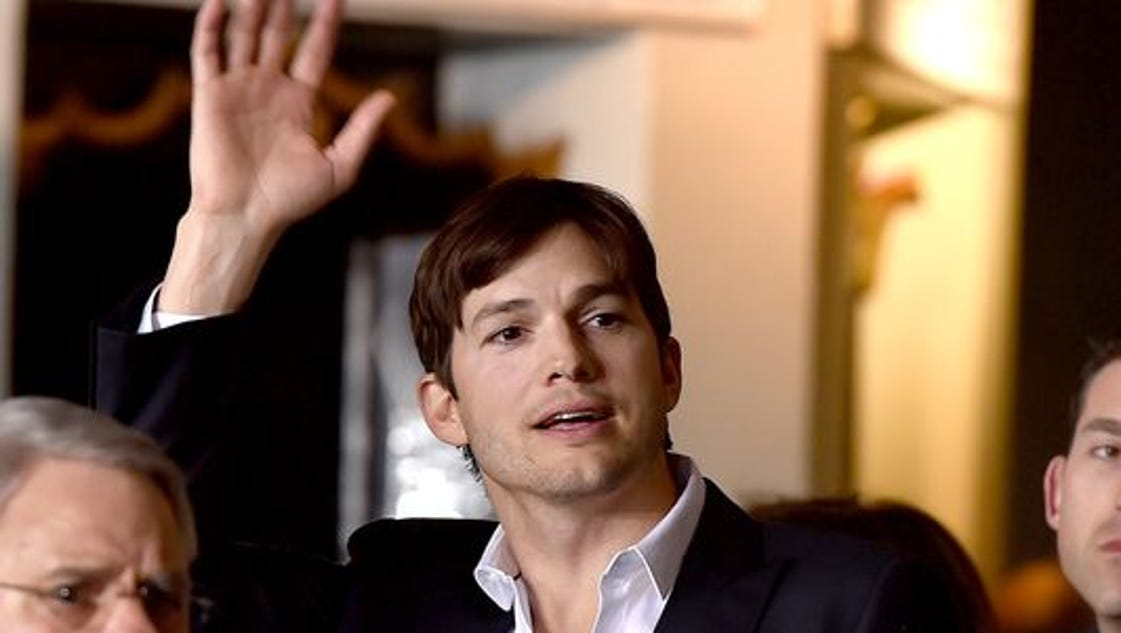 Ashton Kutcher: More p...