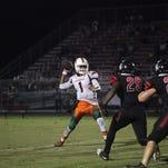 Dunbar sophomore quarterback Jarius Johnson has made great strides this season.