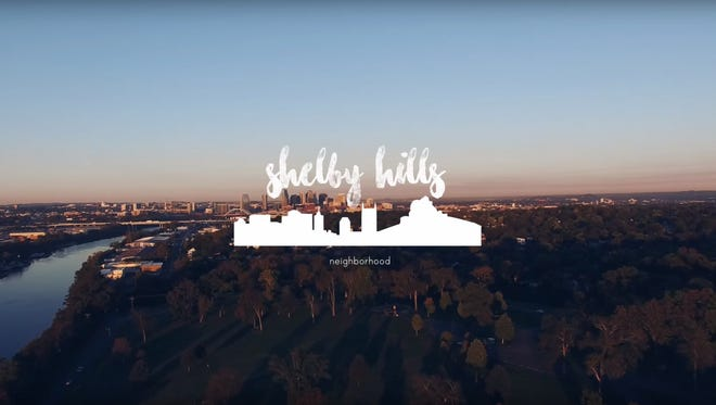 A new video from Nashville's Aerial Development Group has inspired parodies on YouTube.