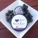 Wine ice cream could come in smaller sizes