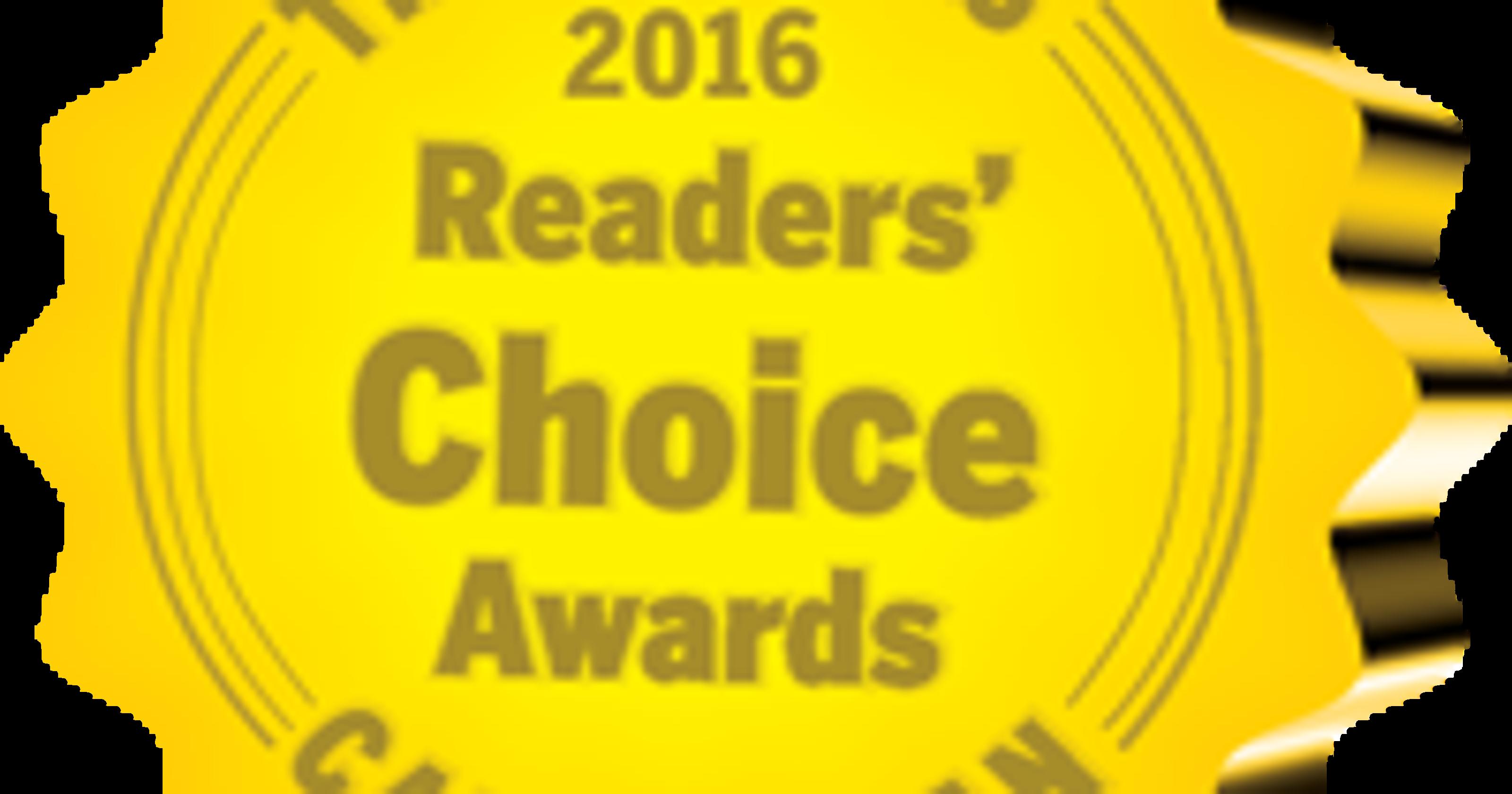 Readers\' Choice Winners announced