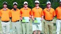 Madison Central golf team.