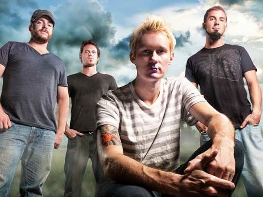 Reggae-rock act Ballyhoo will play a free concert at Seacrets in Ocean City at 9 p.m. Monday, June 12.