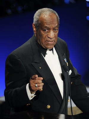 AFP/Getty Images (FILES) Entertainer Bill Cosby speaks at the Jackie Robinson Foundation annual Awards Dinner in this March 16, 2009, file photo in New York.  Embattled US comic Bill Cosby went on the counter-attack July 22, 2015 against a woman he alleges breached a confidentiality deal the pair made in settling a sex assault claim 10 years ago. The veteran actor also charged that the media had misinterpreted comments he made in a lurid 2005 court deposition, details of which have only emerged this month in the press.  AFP PHOTO/STAN HONDA/FILESSTAN HONDA/AFP/Getty Images ORIG FILE ID: 542803310