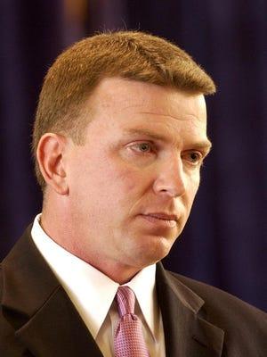 Former N.C. Alcohol Law Enforcement agency head John Ledford