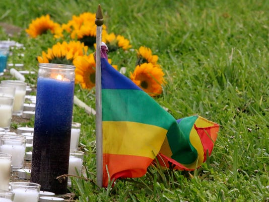 Pulse Shooting Vigil