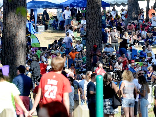 The 12th Annual Highland Jazz and Blues Festival at