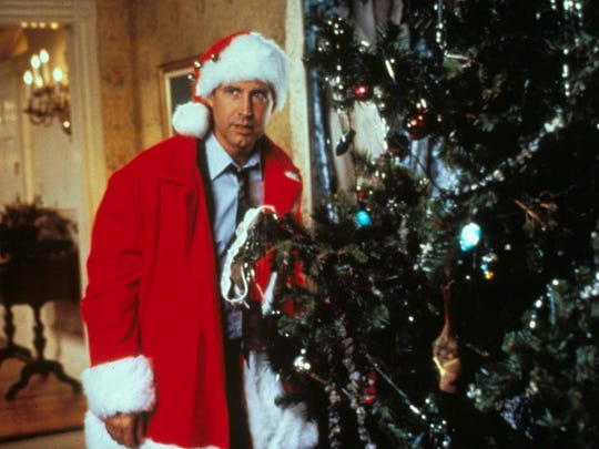 "Catch ""National Lampoon's Christmas Vacation"" Dec 7 at the Elsinore Theatre."