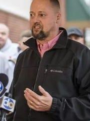 Wilmington City Councilman Bob Williams, District 7,