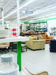 Habitat for Humanity's ReStore accepts donations of