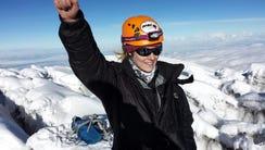 Haley Ercanbrack is already an accomplished climber,