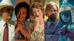 Oscar-nominated films like 'Hell or High Water,' 'Loving,'