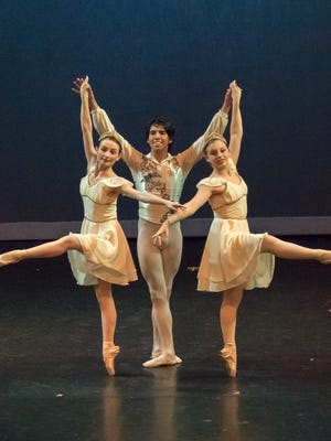 For the first time since 2012, Montgomery Ballet will present Performance on the Green at Blount Cultural Park in Montgomery on Friday, July 29, 2016.