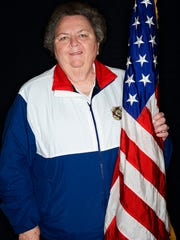 Kathy Johnson, of Green Bay, is the president of Ladies
