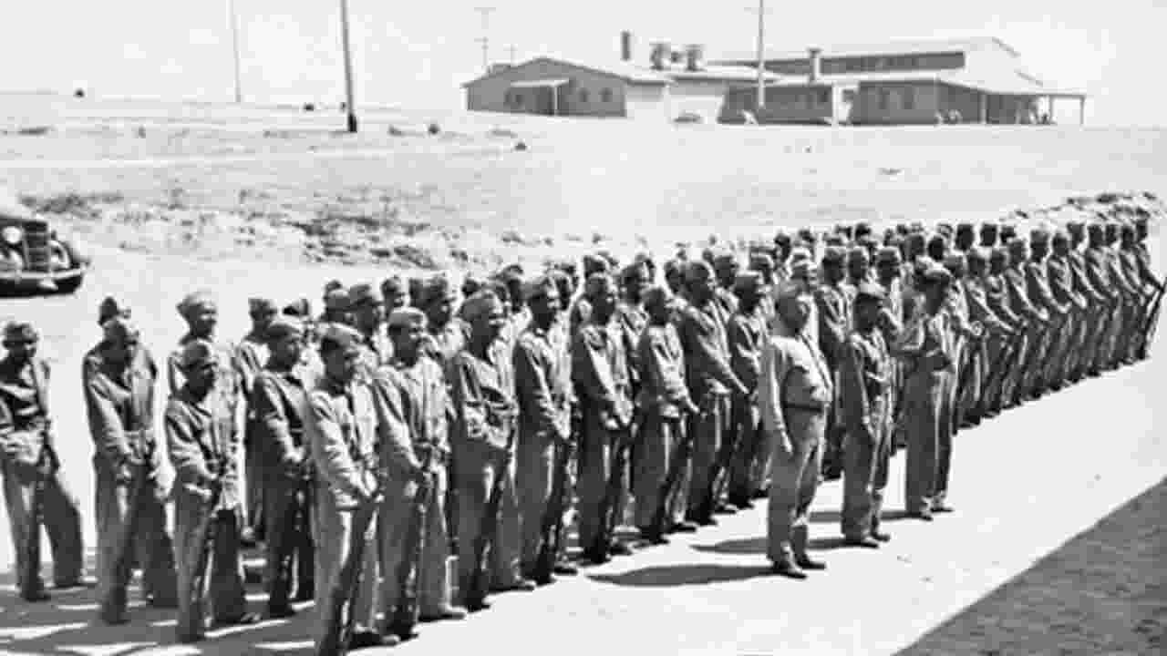 The history behind the Navajo Code Talkers