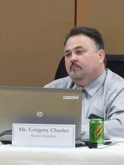 Gregory Charter, a member of the Poughkeepsie City