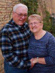 Bob and Susan Manzke