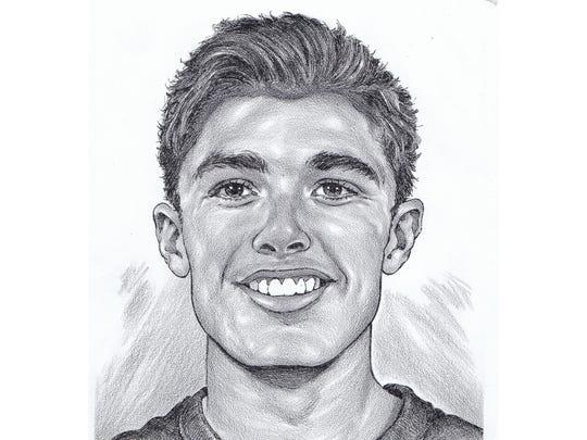Ryan Scully, 2018 Charlie McGill Scholarship Winner