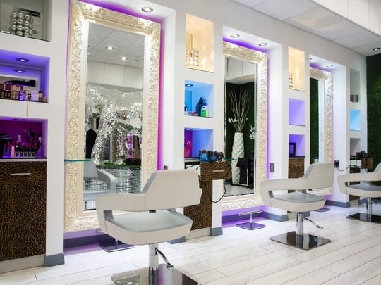 Sashy Hairdesign Club in Naples as seen on Thursday, May 17, 2018.