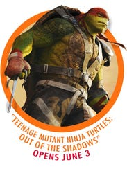 """""""Teenage Mutant  Turtles: Out of the Shadows"""""""