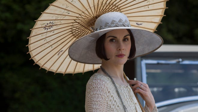 What will the 'Downton Abbey' finale have in store for Michelle Dockery's Lady Mary?
