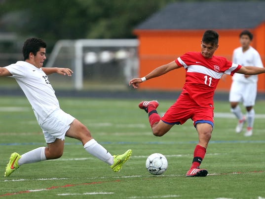 Bernards Somerville boys soccer
