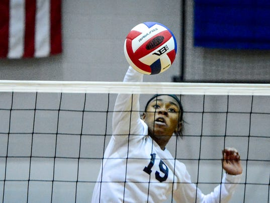 West York vs Susquehannock girls' volleyball