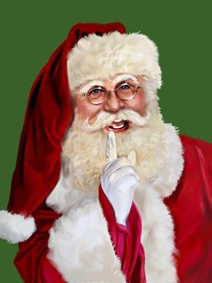 Eglin AFB invites children to call Santa