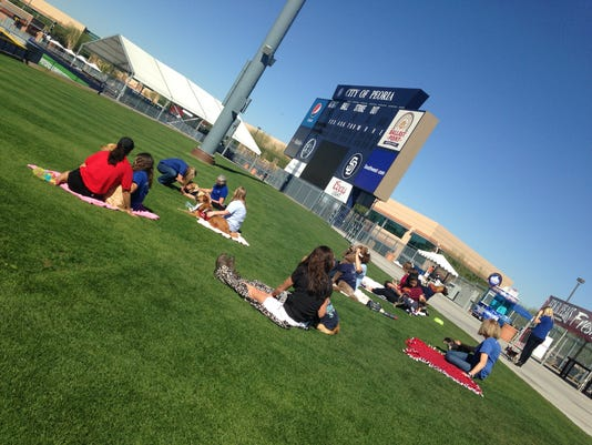 Dog Day Peoria Sports Complex