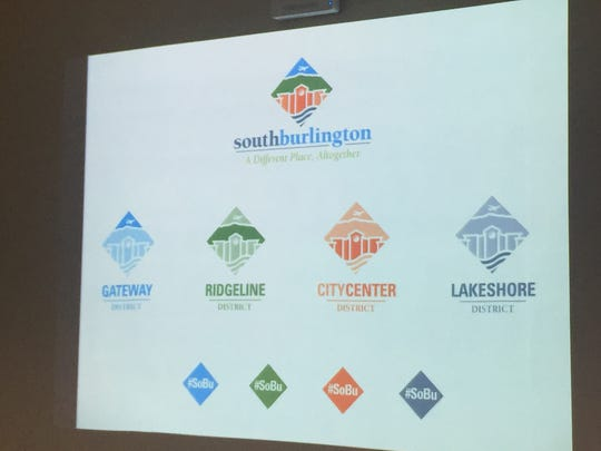 "Consultants created a new ""destination logo"" for South"