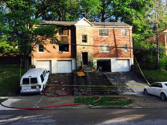 Fire crews were called to an apartment building in the 3100 block of Gobel Avenue around 6:30 a.m. Emergency responders resuscitated a woman and transported her to University of Cincinnati Medical Center.