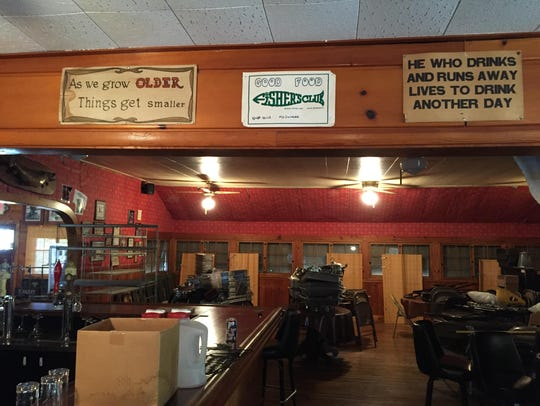 Fisher's Club in Avon is getting some much needed attention