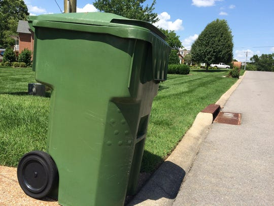 Hendersonville residents will see a change in trash collection come July 1.