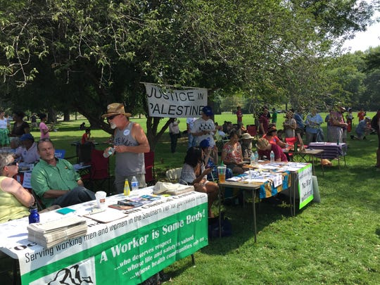 Tompkins County Worker's Center's 32nd Annual Labor