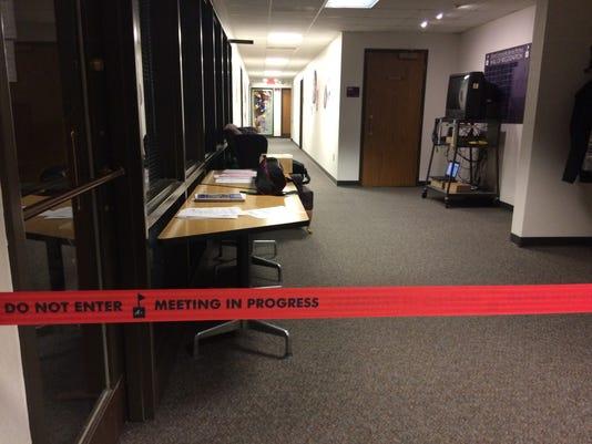 Stevens Point School Board red tape