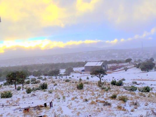 corona snow