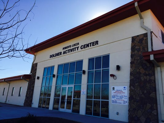 Soldier Activity Center -- Fort Bliss