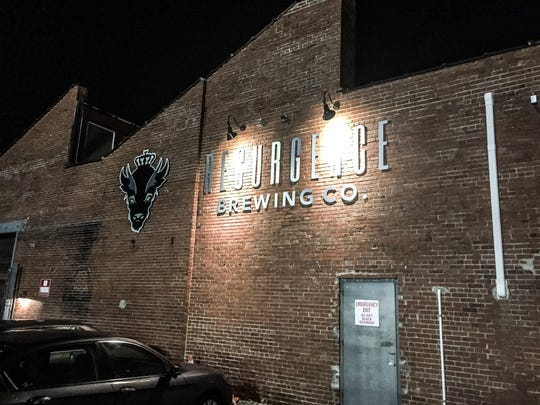 Buffalo's Resurgence Brewing is part of the new wave of craft breweries in that city.