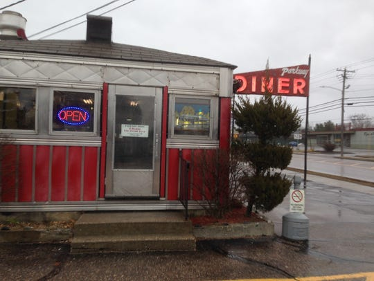 Parkway Diner is on Williston Road in South Burlington.