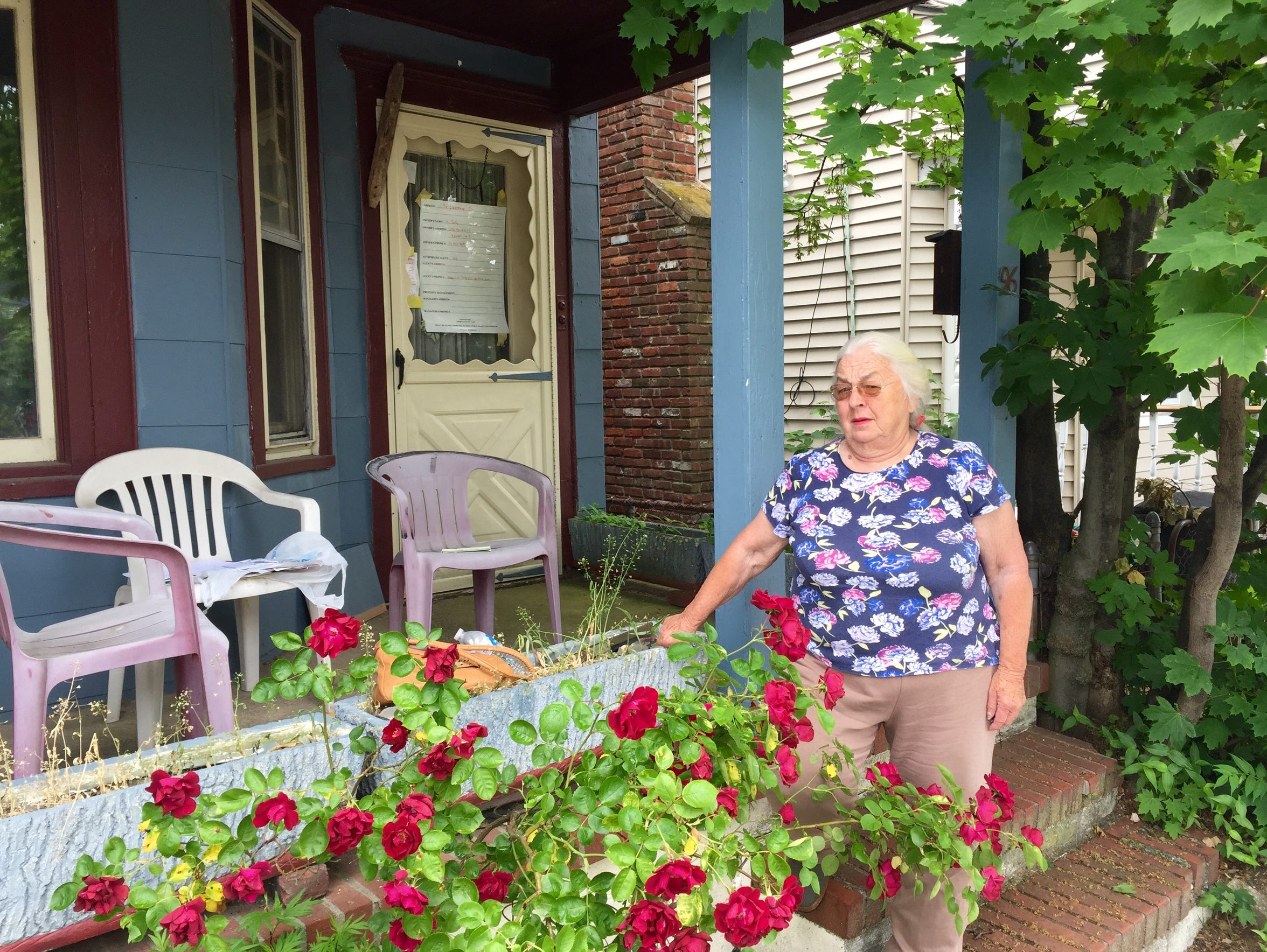Sandra Solly fought Neptune Township, saying her house