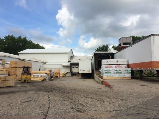 Ohio Lumber Company in Sherry, WI