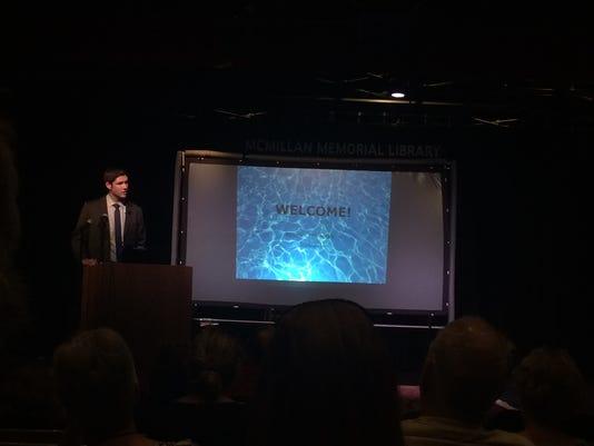 Aquatics presentation