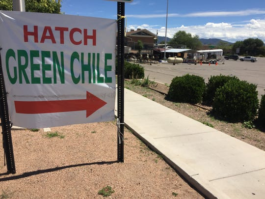 Green chile from Hatch, N.M., goes on sale Thursday,