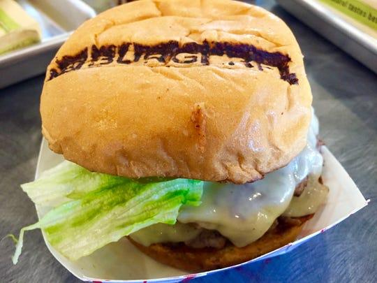 The CEO Burger
