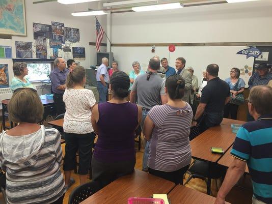 GFHS Tiny Classroom