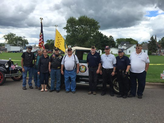 Vietnam Veterans of America Chapter No. 479 from Wausau